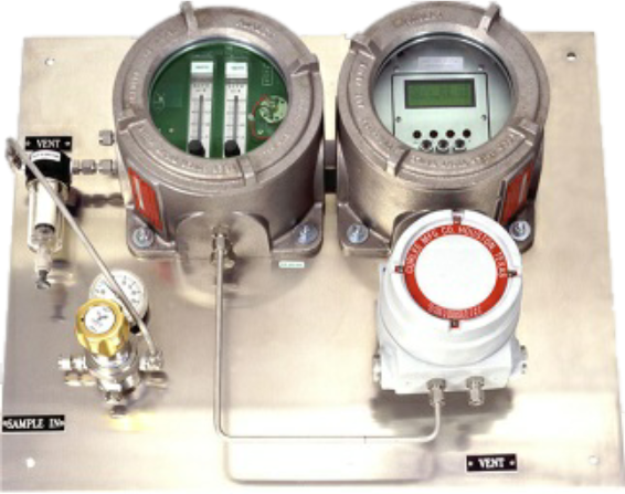 H2S Gas Analyzer - Electrochemical